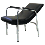 Model 200 Black Lounge Shampoo Chair