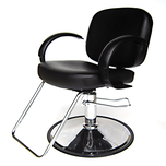 Layla Black Styling Chair