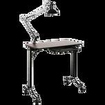 Portable Nail Table Mahogany