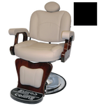 Leather Commander Barber Chair
