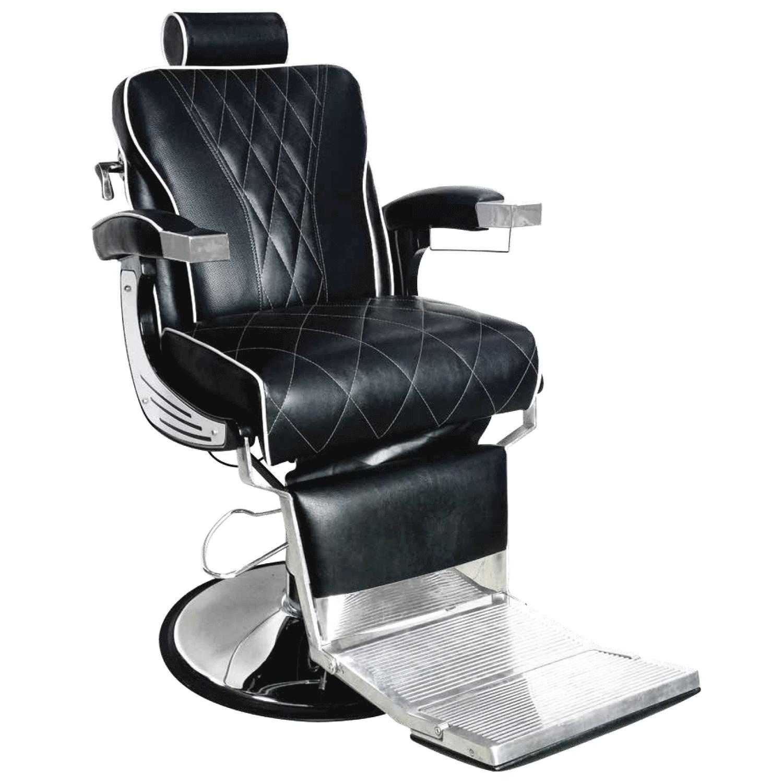 Barburys Black Barber Chair at CosmoProf Equipment