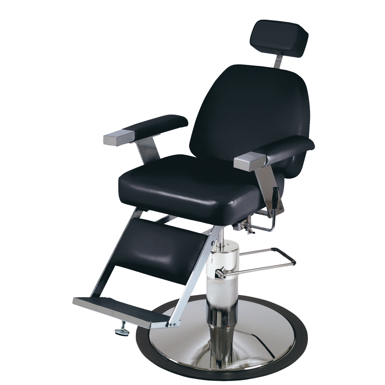 Pibbs Duke Barber Chair Model 651 at CosmoProf Equipment