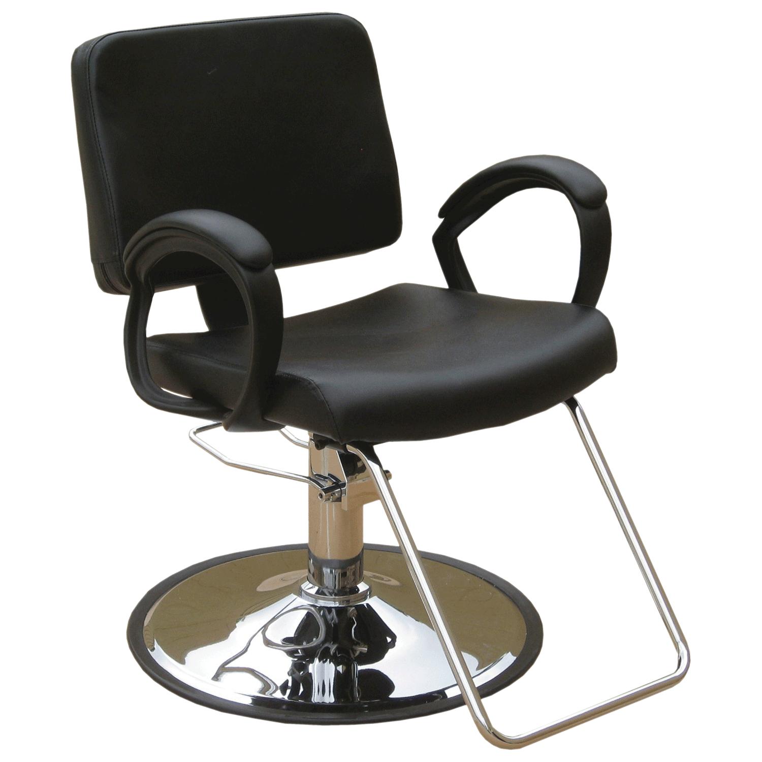 PureSana Ava Styling Chair with Base at CosmoProf Equipment