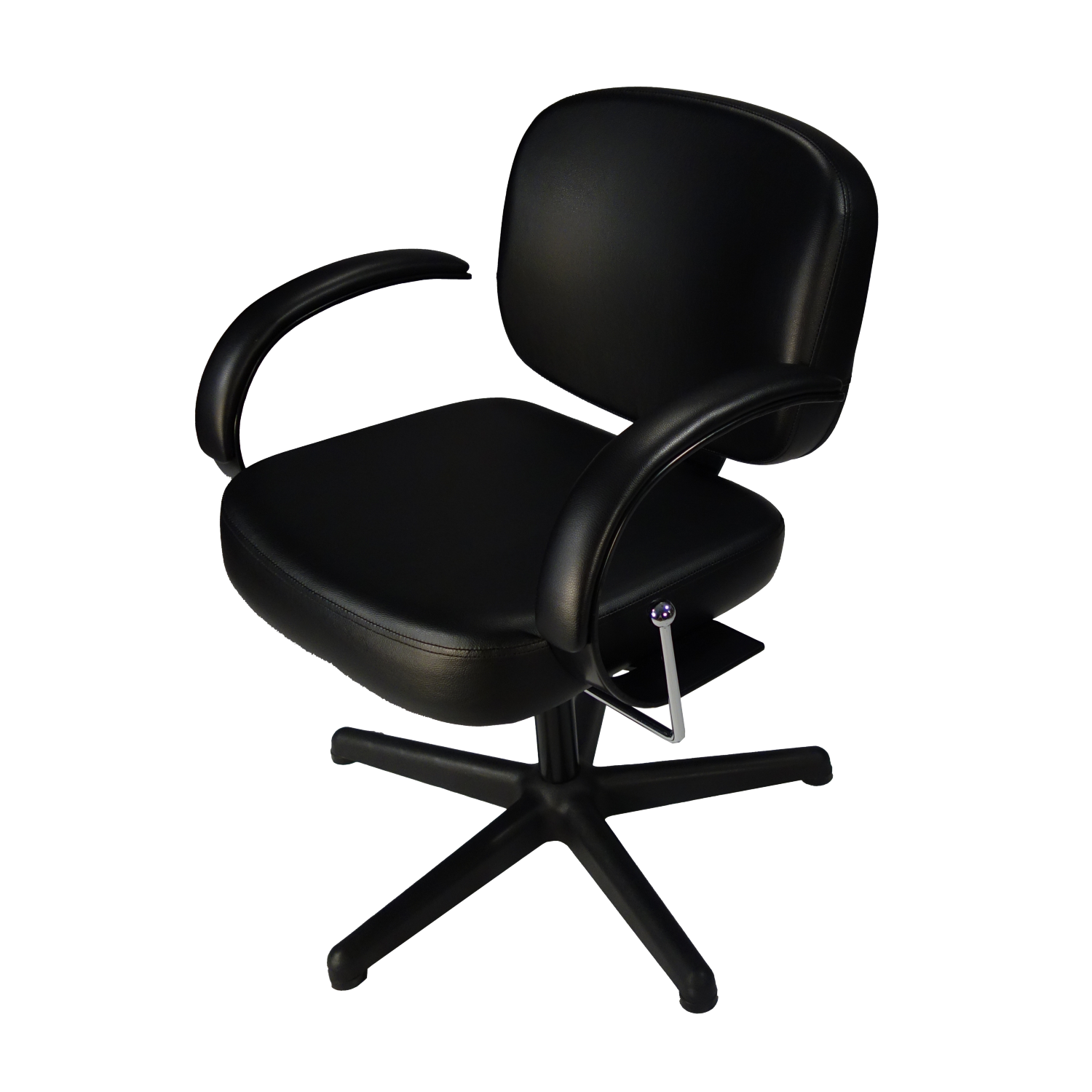 Layla Black Shampoo Chair at CosmoProf Equipment