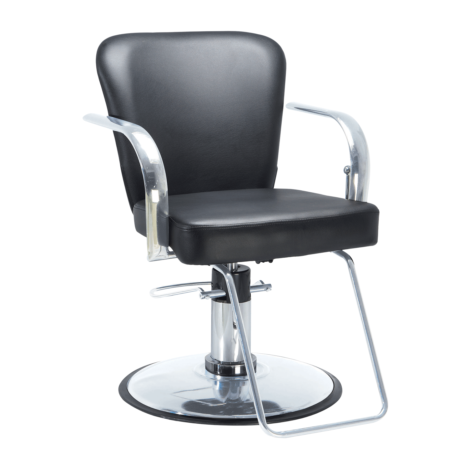 chromium cr2411 allpurpose styling chair with chrome base