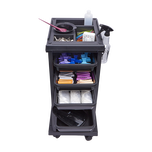 Lockable Trolley with Free Goods