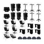 Essential 5 Operator Salon Package