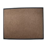 Town N Coutry Entrance Mat 2' X 3' Brown