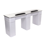 Mayakoba Sonoma Double Manicure Table