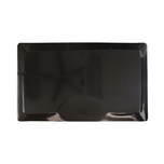 Rhino Tile Top Rectangle Salon Mat 3'X5' Solid Black