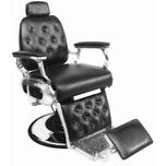 Crusader Barber Chair - Black