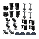 Essential 4 Operator Salon Package