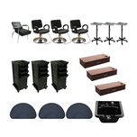 Basic 3 Operator Salon Package