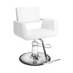 Aron Styling Chair White