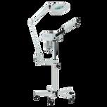 Facial Vaporizer & Magnifying Lamp Combo