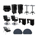 Essential 2 Operator Salon Package