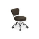 Dayton Pedicure Stool Coffee