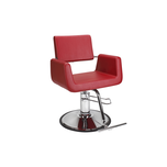 Aron Styling Chair Red