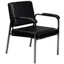 SAV-047 Triggerless Shampoo Chair - Black