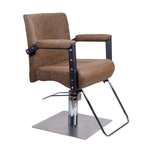 Sofitta Styling Chair - Brown