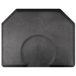 Granite Steele Salon Mat