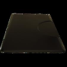 5030ST 3 X 5 Rectangle Black Mat