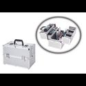T.Z. Case Professional Aluminum Tool Case TC06