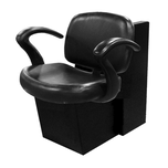 Cella Dryer Chair with Belvedere Cut Out