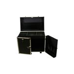 Professional Aluminum Beauty Case Black