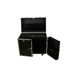 Professional Aluminum Beauty Case Black