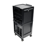 Celebrity Salon Trolley With Lockable Doors