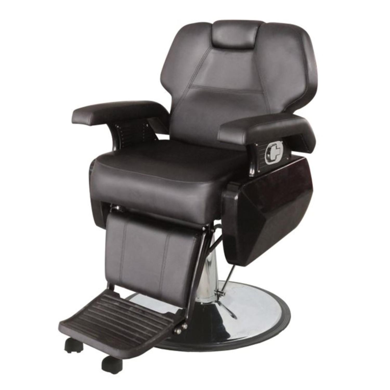 Pleasing Puresana Gladiator V Barber Chair At Cosmoprof Equipment Short Links Chair Design For Home Short Linksinfo